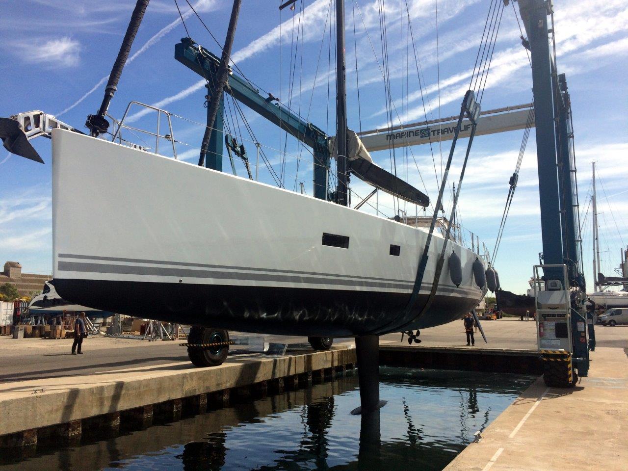 Rénovation bateau | Chantier Naval de Provence