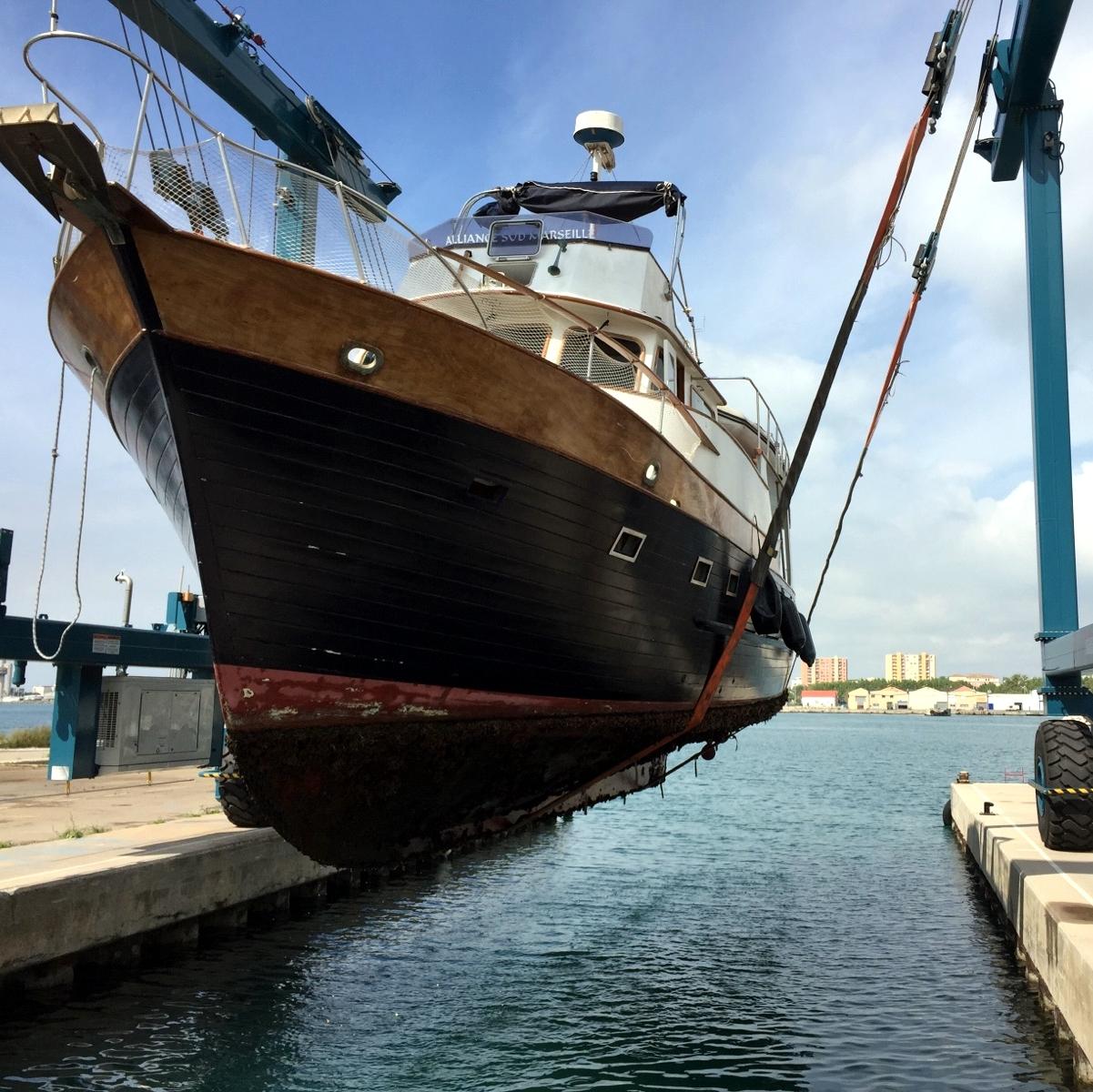 Entretien bateau | Martigues